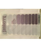 Jamberry Nails (new) 1/2 sheet LAVENDER ALMOND 0916 - $8.42