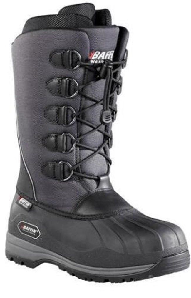 New Ladies Size 11 Baffin Suka Snowmobile Winter Snow Boots Rated -148 F /-100 C