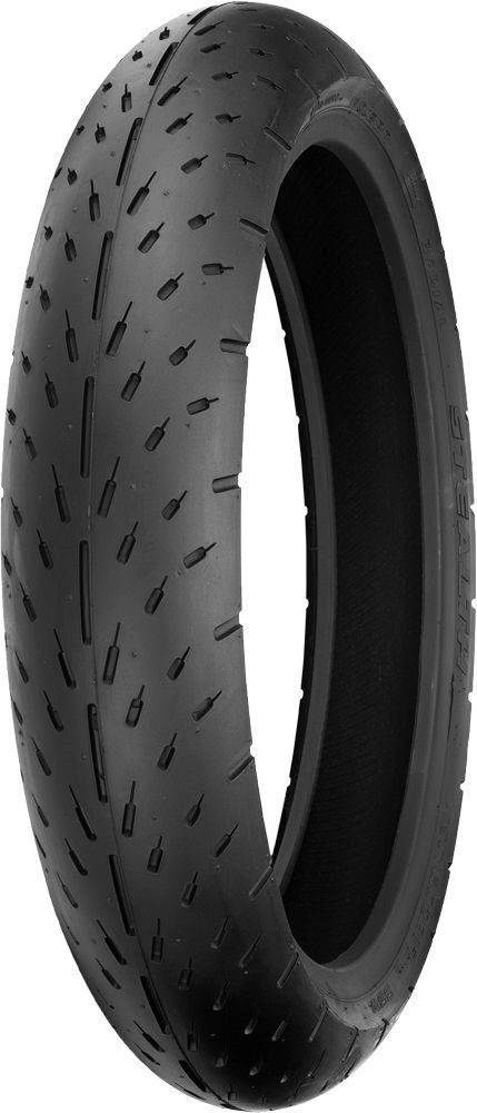 New Shinko 003 Stealth Ultra Soft Radial 120/60ZR17 Front Motorcycle Tire
