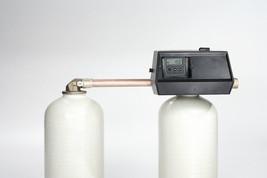 Fleck 9000SXT Digital water softener control valve dual tank replacement... - $747.87