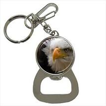 Bald Eagle Bottle Opener Keychain - $6.74