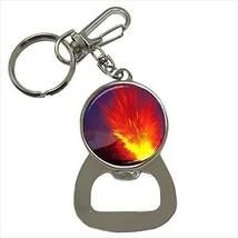 Vocanlo Explosion Bottle Opener Keychain - $6.74