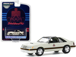 1979 Ford Mustang Official Pace Car 1982 Detroit Grand Prix Hobby Exclusive 1/64 - $15.39