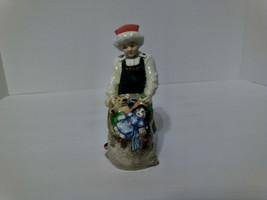 Royal Doulton - Santa's Helper HN3301 - Made in England 1991 - 6 inch tall - $120.00