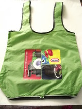 Little Tikes Large Collapsible Zip Storage Tote... - $5.99