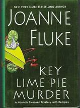 Key Lime Pie Murder by Joanne Fluke 2007 Hannah Swenson Cozy Mystery #9 ... - $38.61