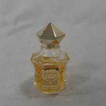 Marquay Lelu Perfume Miniture Paris France 90 % Full mini - $17.72