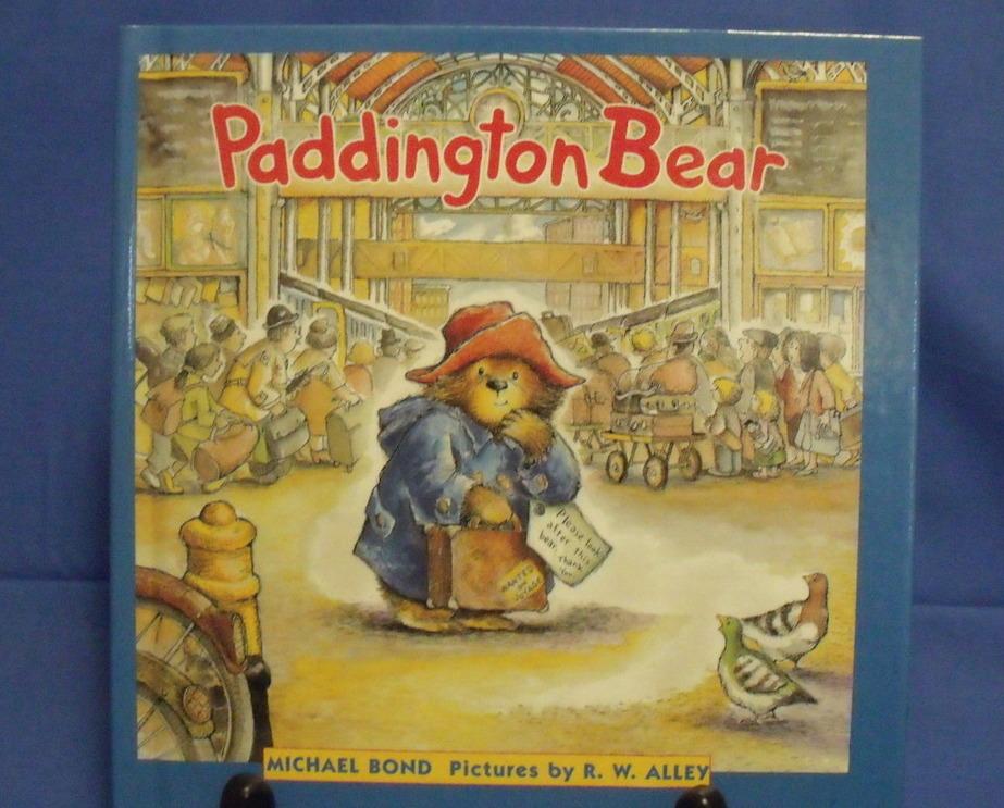 Book paddington bear
