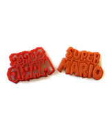 Super Mario Brothers Logo Cookie Cutter - $7.99