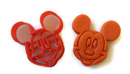 Mickey Mouse Face Fondant Cutter - €6,08 EUR