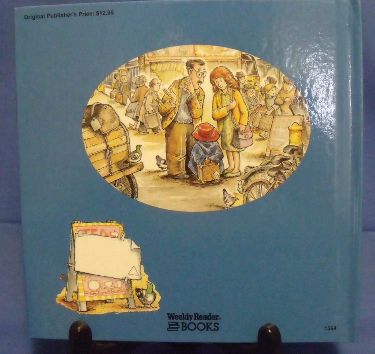Children Books Paddington Bear Weekly Reader Book