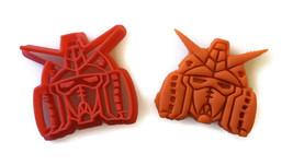 Gundam Cookie Cutter Fondant Cutter - $6.99