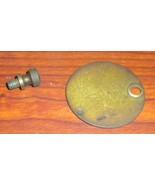 Wheeler & Wilson D9 Rotary Top Arm Inspection Plate #202003 w/Thumb Screw - $10.00