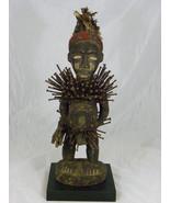 Bakongo Nkondi Nkisi Nail Fetish african art an... - $5,500.00