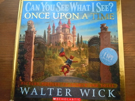 Can You See What I See? Once Upon A Time I Spy Book Hardcover - $9.99