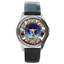 The Grateful Dead Unisex Round Metal Watch Gift... - $13.99