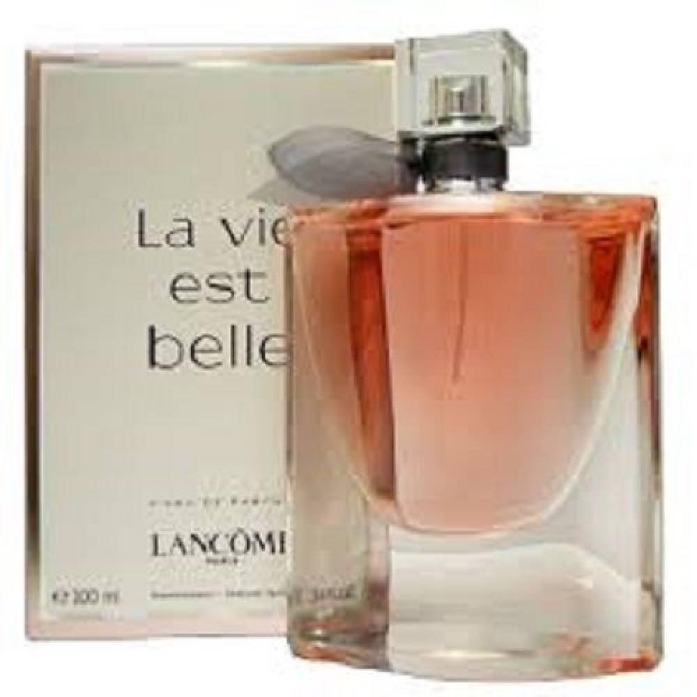 la vie est belle by lancome 2 5 oz eau de parfum spray for. Black Bedroom Furniture Sets. Home Design Ideas