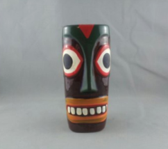 Vintage Hawaiian Tiki Mug  - Hand Painted - By Victoria Ceramics - $55.00