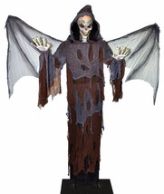LORD OF DEATH HALLOWEEN PROP Yard Haunted House Scary Decor Creepy - $164.90