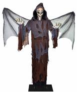 LORD OF DEATH HALLOWEEN PROP Yard Haunted House Scary Decor Creepy - $164.90