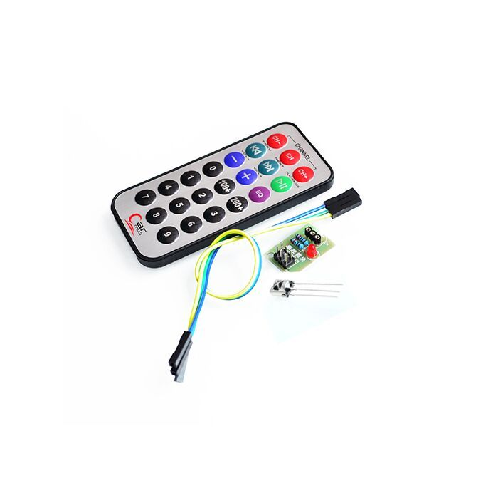 10sets lot 3 in 1 remote control receiver n e c coded infrared module with female