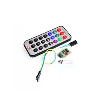 10sets/lot 3 in 1 Remote Control + Receiver + N E C Coded Infrared Modul... - $18.07