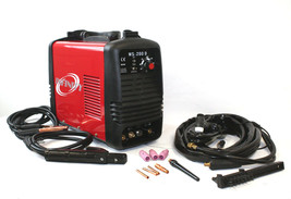 220V DC Inverter 200 amp Argon Gas TIG & ARC STICK MMA Welding Steel Welder - $197.99