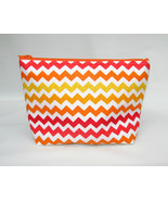 Cosmetic Bag, Make up Bag, Makeup Bag, Toiletry Bag, Zipper Pouch Handmade - $11.00