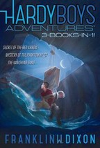 Hardy Boys Adventures 3-Books-In-1! : Secret of the Red Arrow; Mystery o... - $8.97