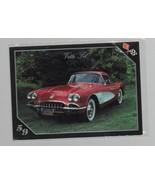 1959 Corvette Convertible - Vette Set # 7 - 1991 - Racing Card in Card H... - $0.97