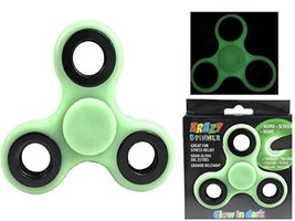 Fidget Spinner - Glow in the dark - One item