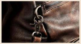 Sale, Vintage Leather Women Backpack, Leather School Backpack, Leather Designer  image 5