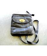 "Genuine Soft Leather Tote Bag 8"" x 8"" Full Strap - $14.85"