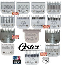 OSTER CryogenX Detachable Clipper Blade Fit 76,Titan,Octane,97,Model One... - $36.79+