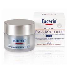 Eucerin Hyaluron Filler Night cream 50ml - $34.64