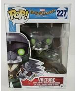 Funko POP! Marvel Spider-Man: Homecoming VULTURE #227  - $12.20