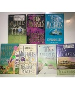 Fern Michaels lots of 7 soft back books Trading places, Dream of me, Tex... - $18.69