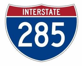 Interstate 285 Sticker R2115 Highway Sign Road Sign - $1.45+