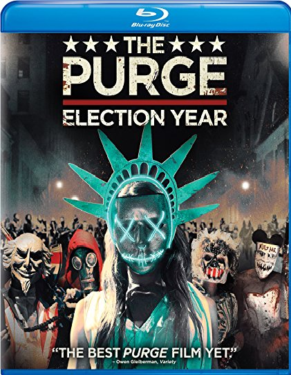 The Purge: Election Year [Blu-ray]