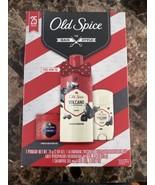 Old Spice 1938 Hair Style Valcano Charcoal Pomade Deodorant Shampoo Bow ... - $19.79