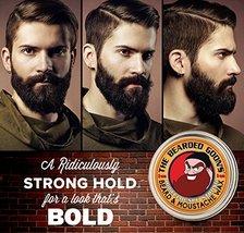 The Bearded Goon's Ridiculously Strong Beard and Handlebar Mustache Wax - 1oz 30 image 4