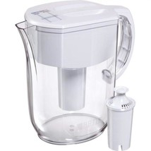 Brita Large 10 Cup Everyday Water Pitcher with Filter - BPA Free - White - $34.70