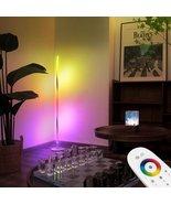 "48"" Spiral RGB Color Column Helix Floor Lamp  - $129.00 - $199.00"