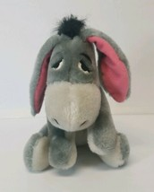 "Disneyland Eeyore Plush Gray Donkey Winnie the Pooh 8.5"" Stuffed Animal - $17.41"