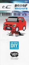 2014 Scion tC Shin Tanaka DIY PAPER SHAPERS brochure catalog US Toyota - $9.00