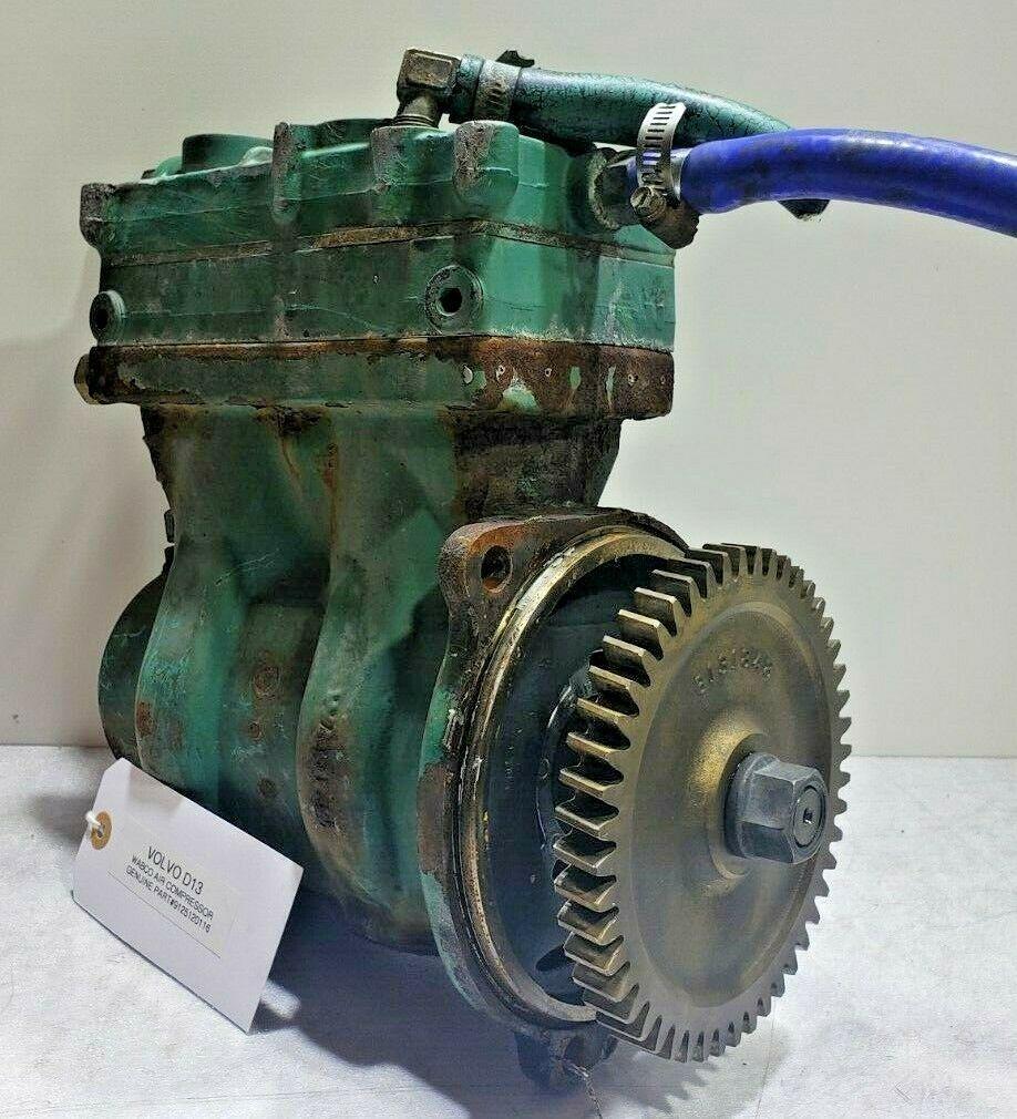 AIR Compressor Wabco VOLVO VNL D13 9125120116 OEM