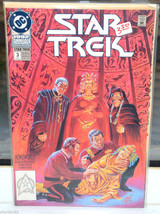 Star Trek DC Annual 1992 Comic Book 3 Homeworld - $4.94