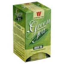 Wissotzky Green tea - Verbena & Lemongrass - 20 tea bags - $7.99