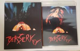 Berserker - Vinegar Syndrome [Blu-ray + DVD] image 2