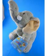 Ganz Webkins  Velvety Elephant Plush With Code - $7.29